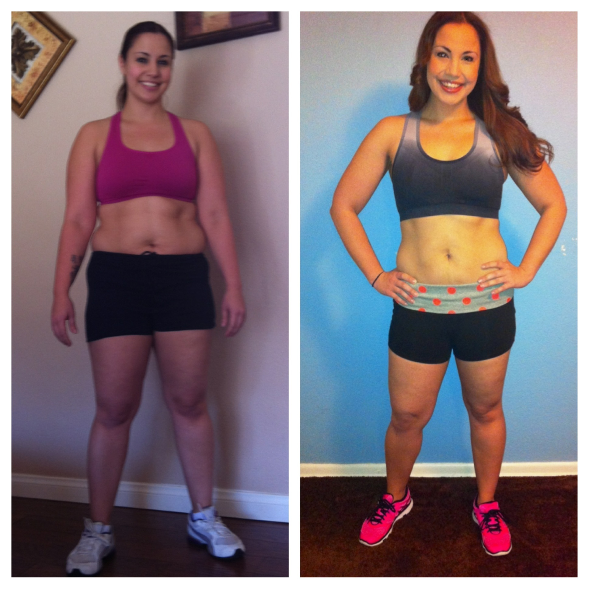 Jessica S Before And After La Habra Boot Camps And